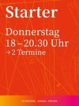 Starter 2 | Donnerstag, 18-20.30 Uhr, 2 Termine derUwe