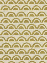 Fat Quarter – Bridges, gold (Kokka, Ellen Baker) derUwe