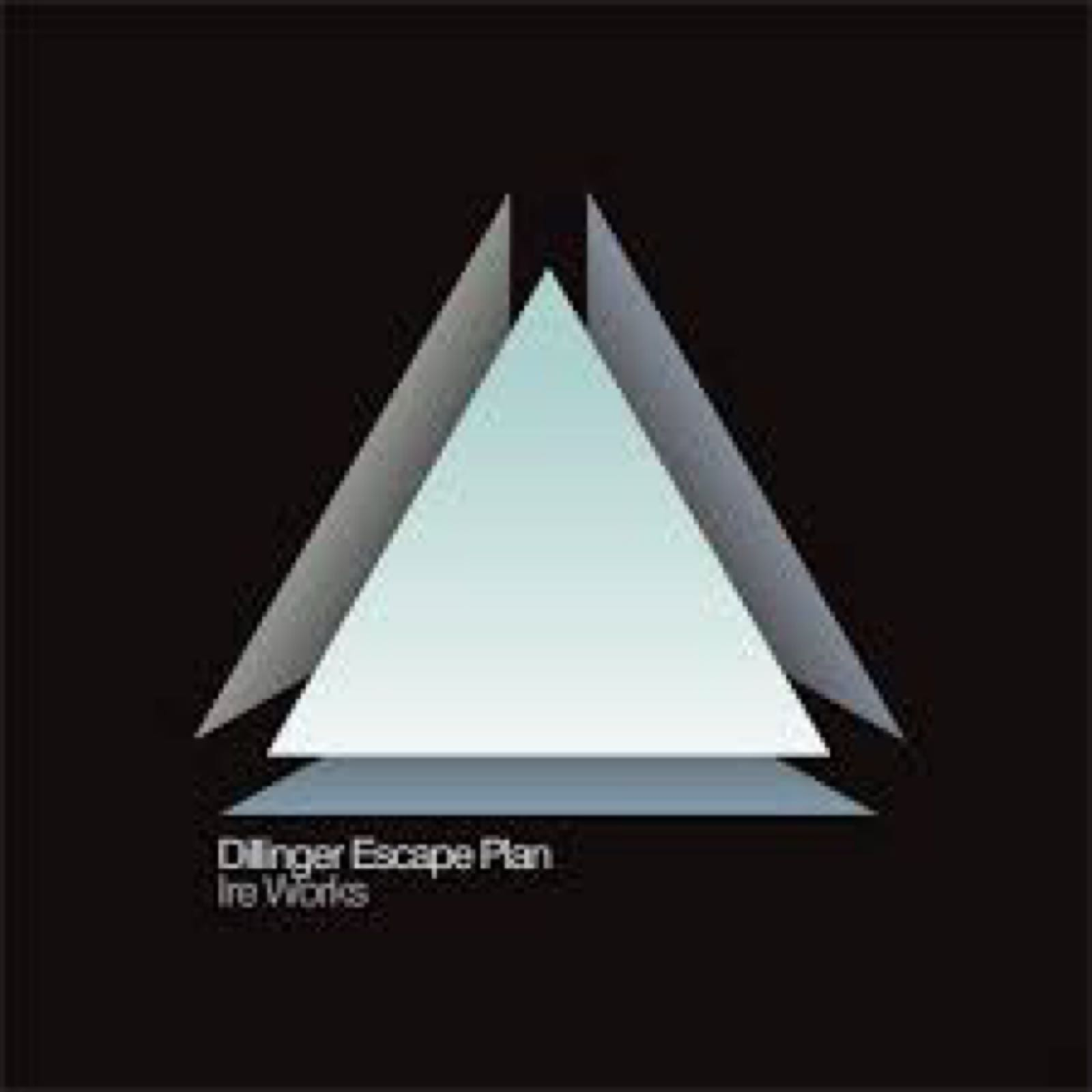 The Dillinger Escape Plan - Ire Works [LP] (Neon Magenta with HEAVY White, Cyan Blue and Royal Blue Splatter Vinyl)