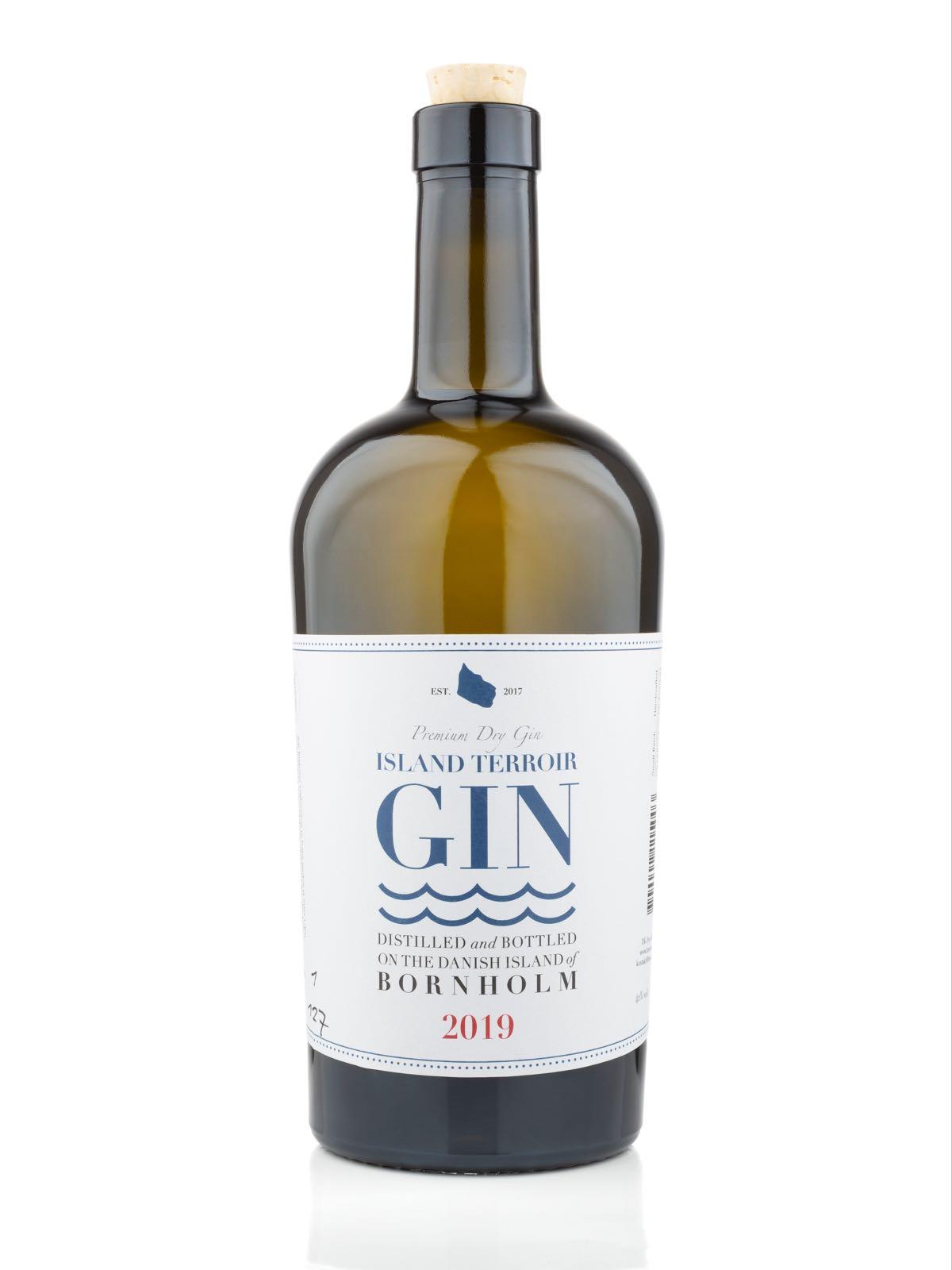 Island Terroir Gin 2019