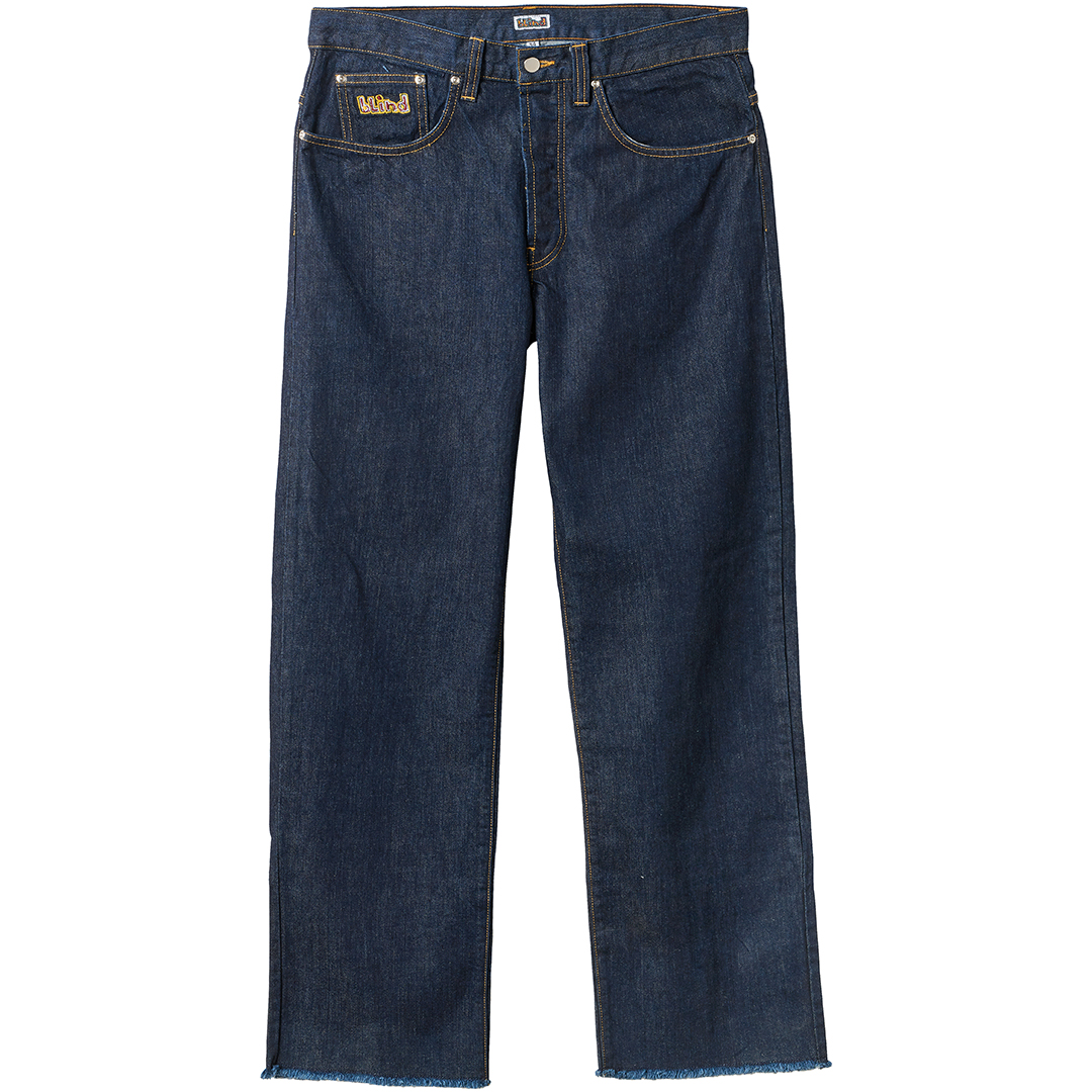 Blind Jeans Indigo Blue