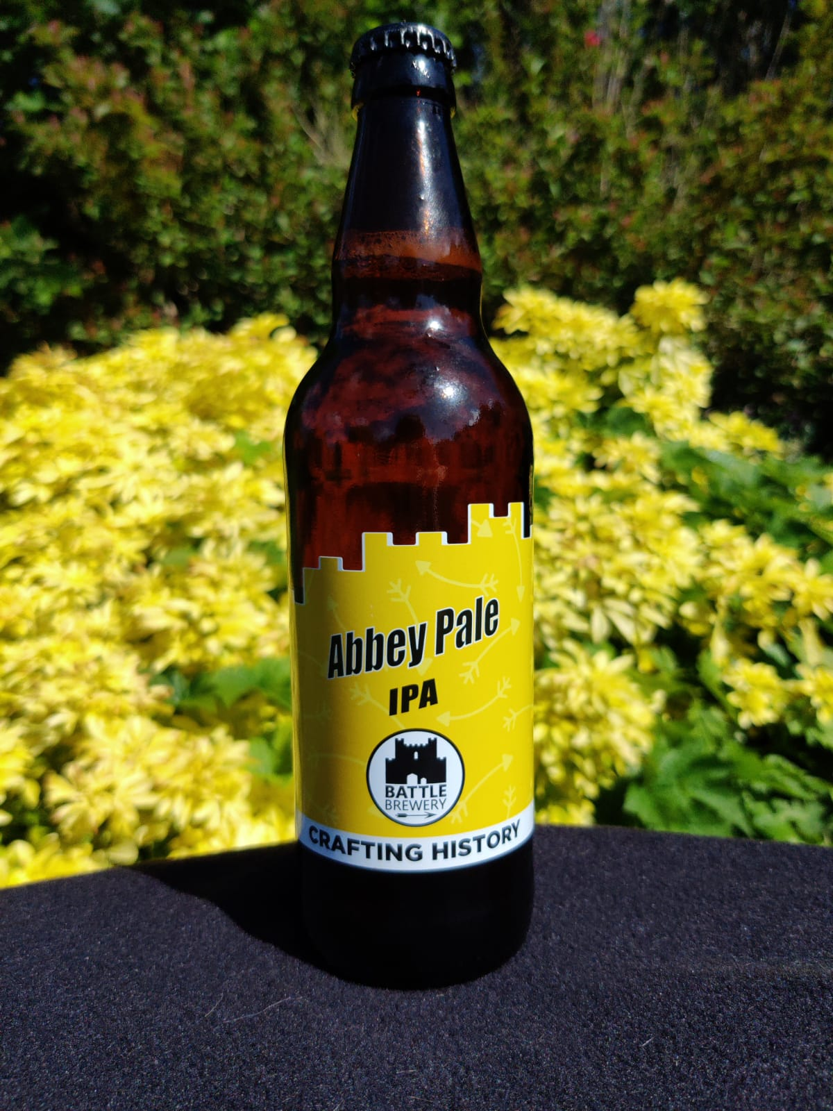 Abbey Pale (500ml) 5.0%