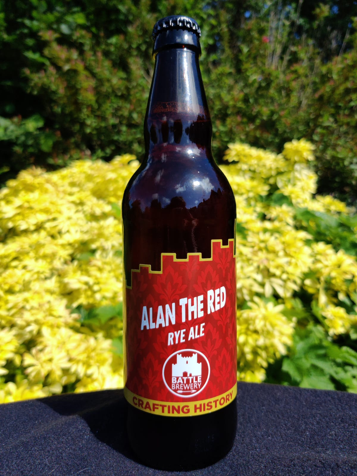 Alan The Red (500ml) 4.4%