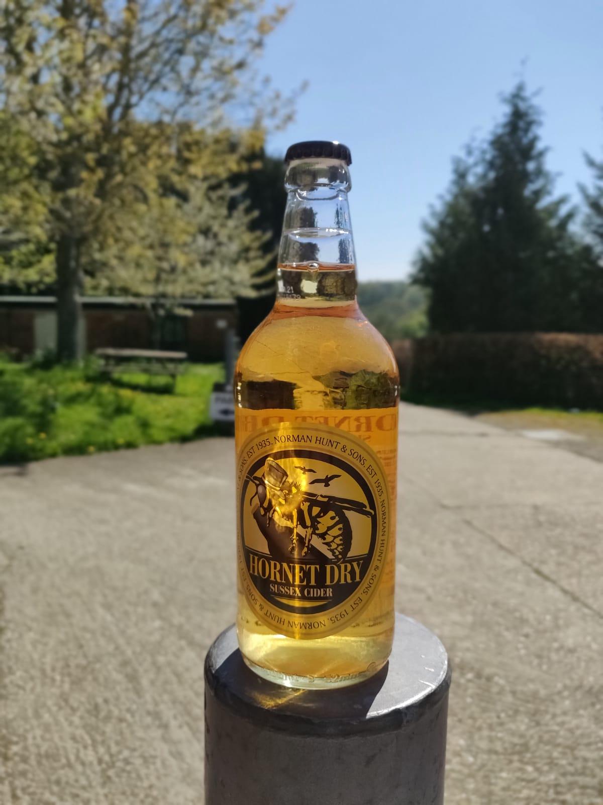 Hunt's Hornet Cider 500ml 4.8%