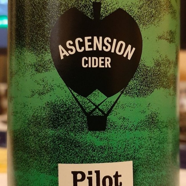Ascension Cider - Pilot