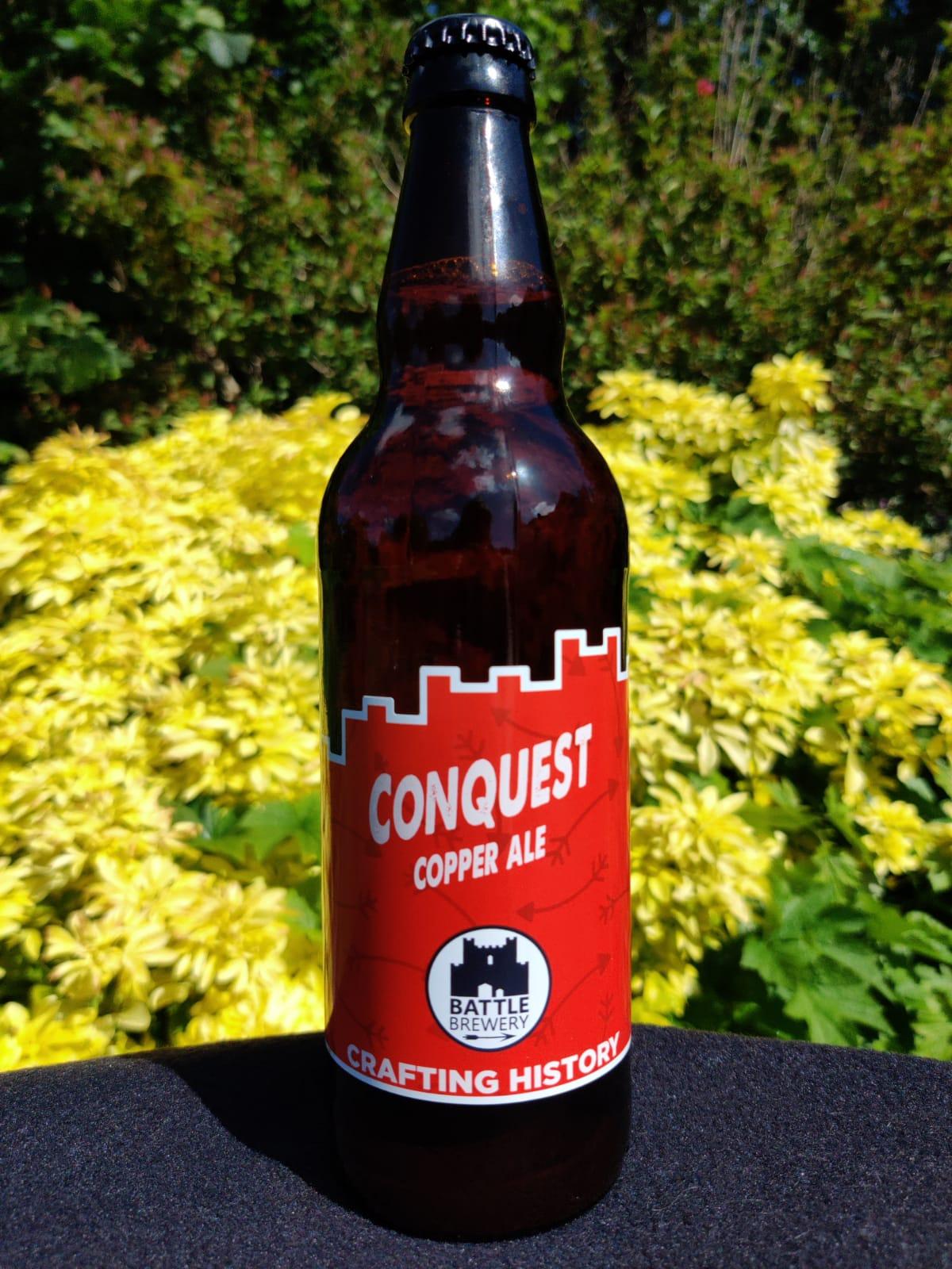Conquest (500ml) 4.1%
