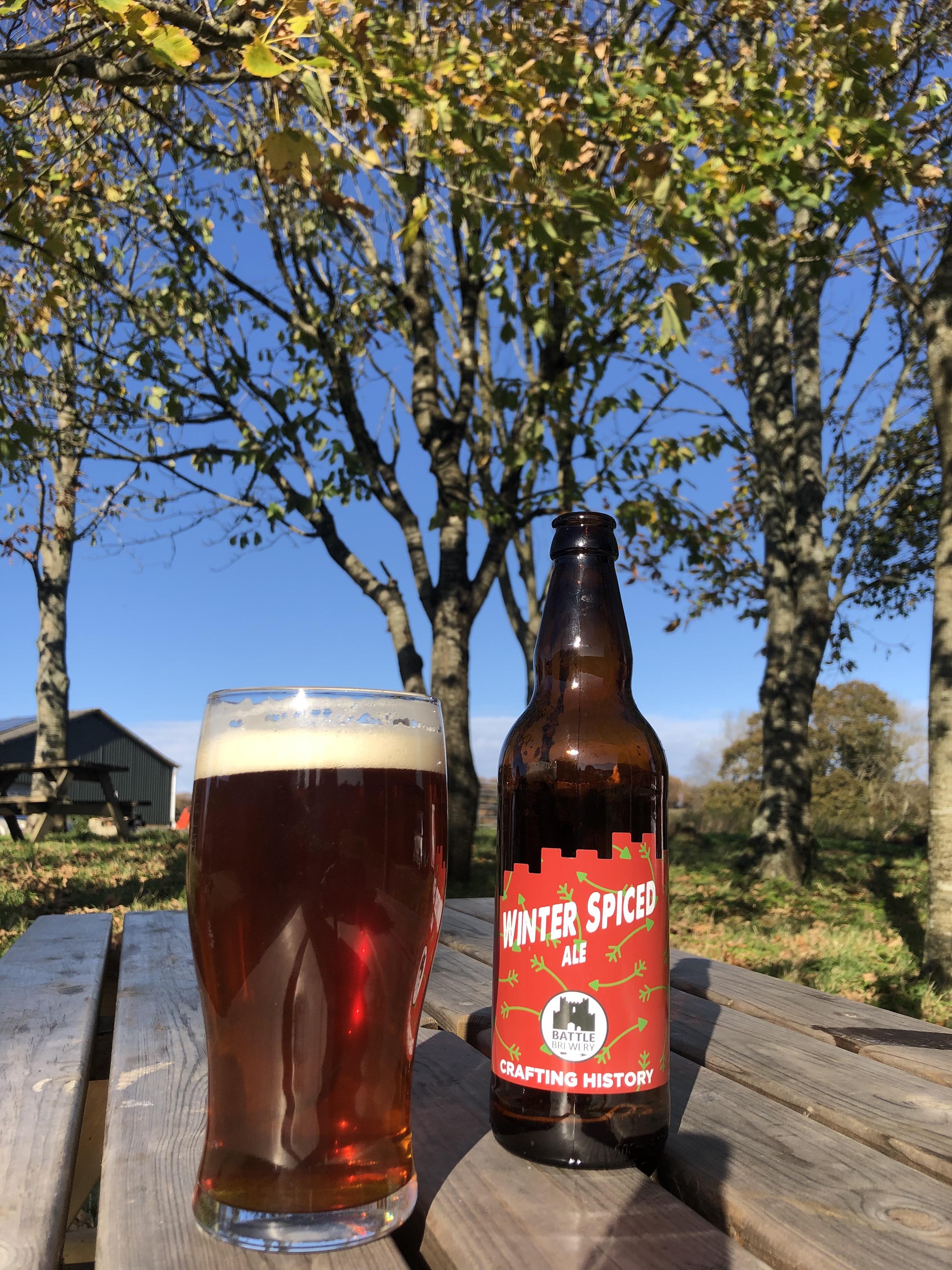 Winter Spiced Ale (500ml) 4.2%