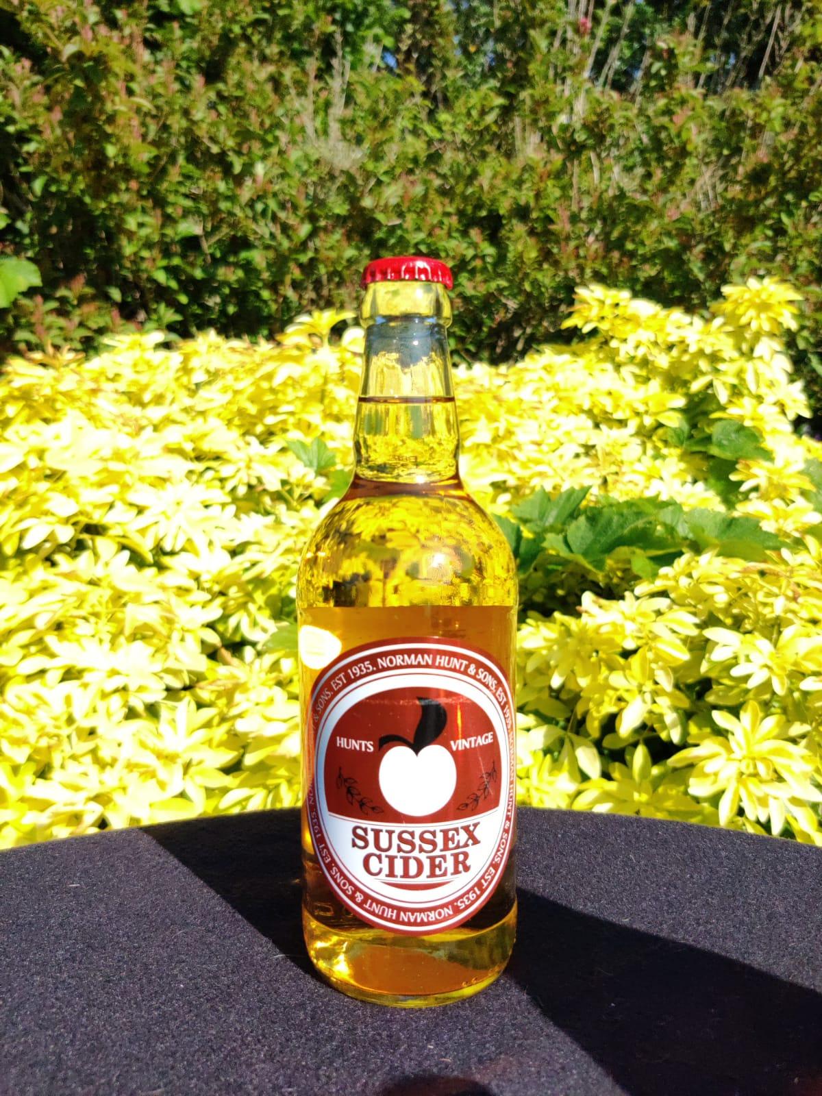 Hunt's Sussex Cider 500ml 6.8%