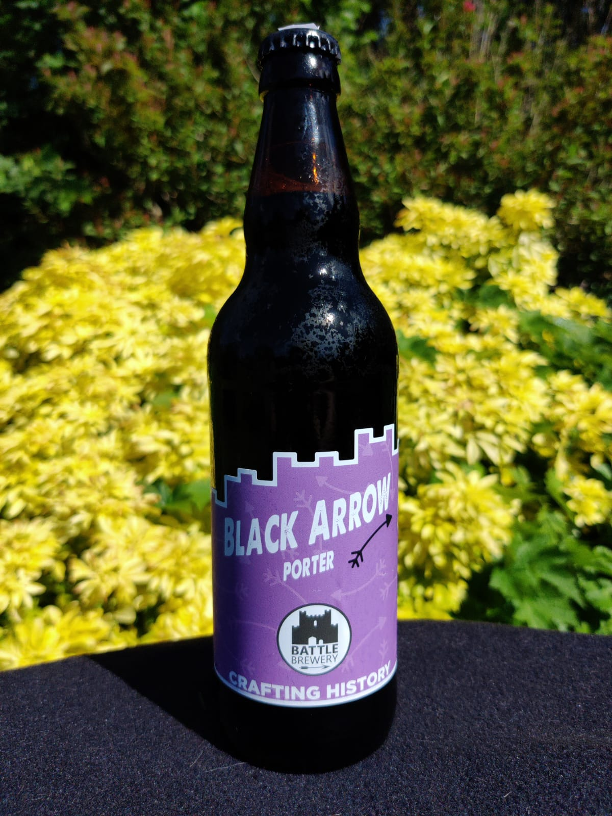 Black Arrow Porter (500ml) 4.5%