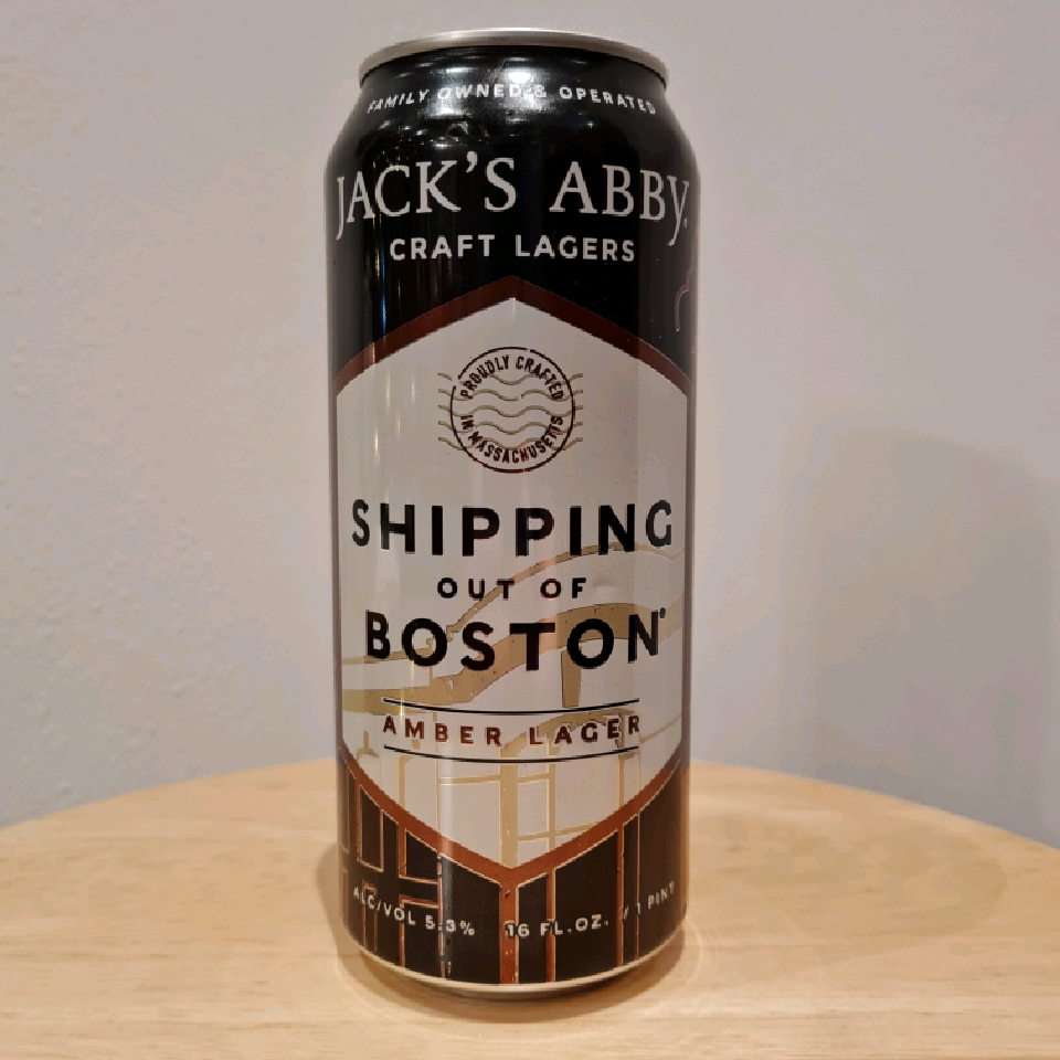 Jacks Abbey Shipping Out Of Boston