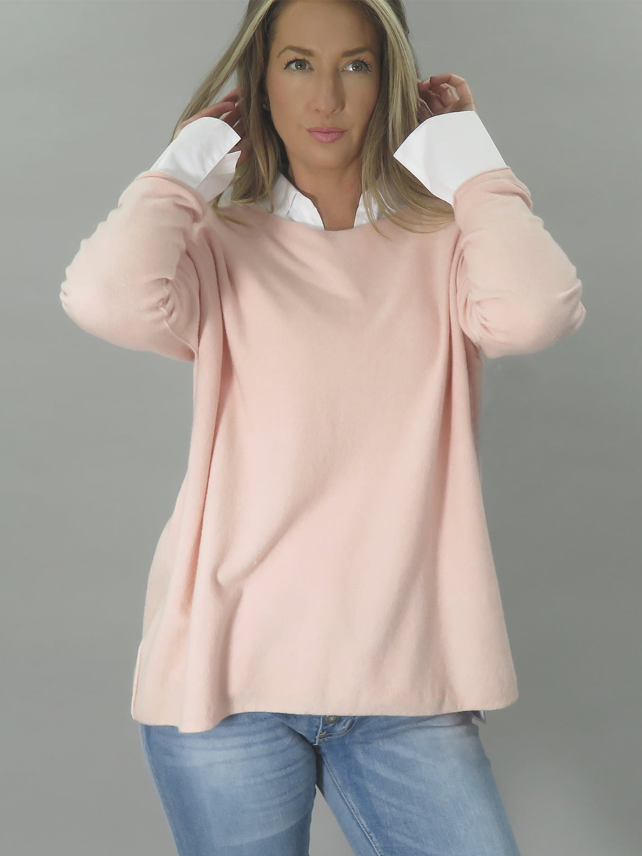 705 DECK Soft-touch Sweater