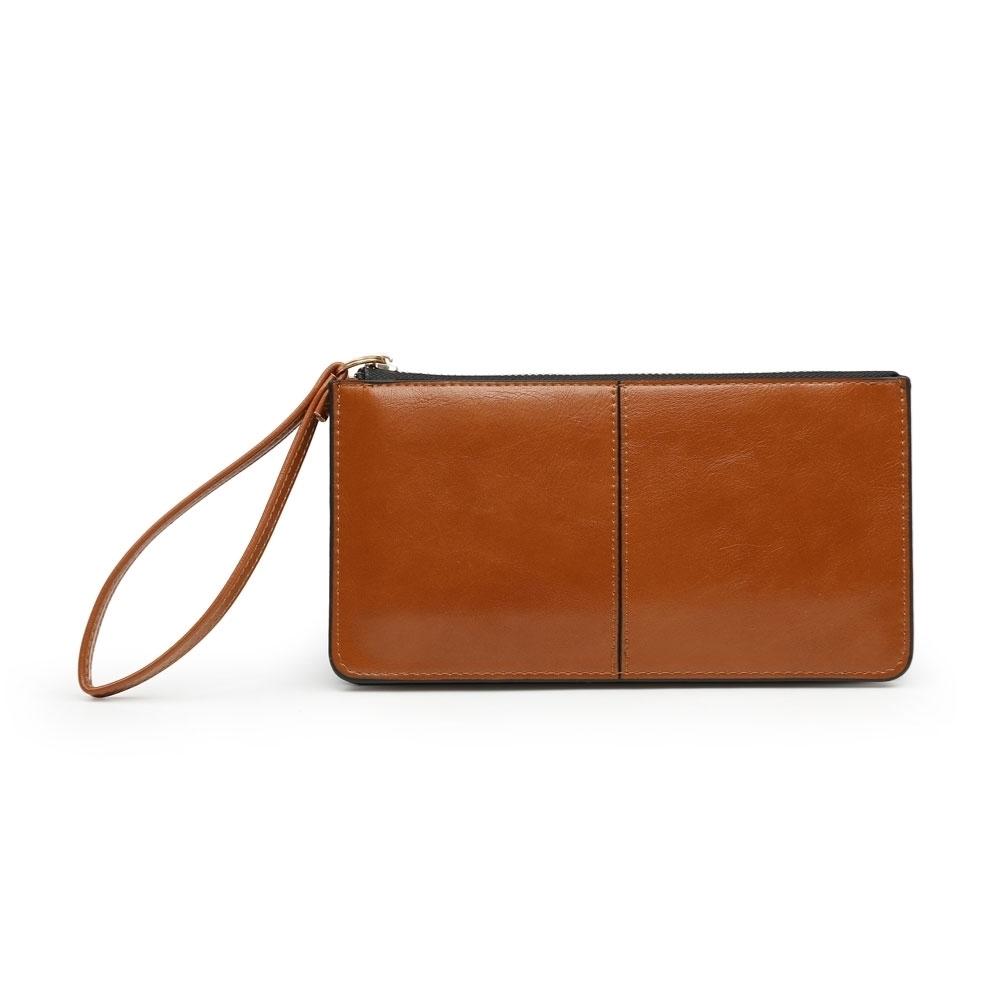 GS021 Leather Clutch Purse