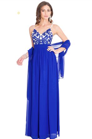 PAYTON Strap Dress