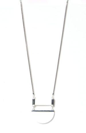 1101 ENVY Half Moon Necklace