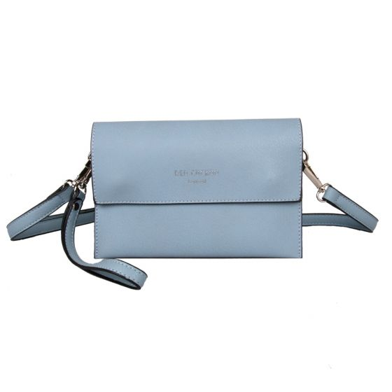 555 RED CUCKOO Small Clutch