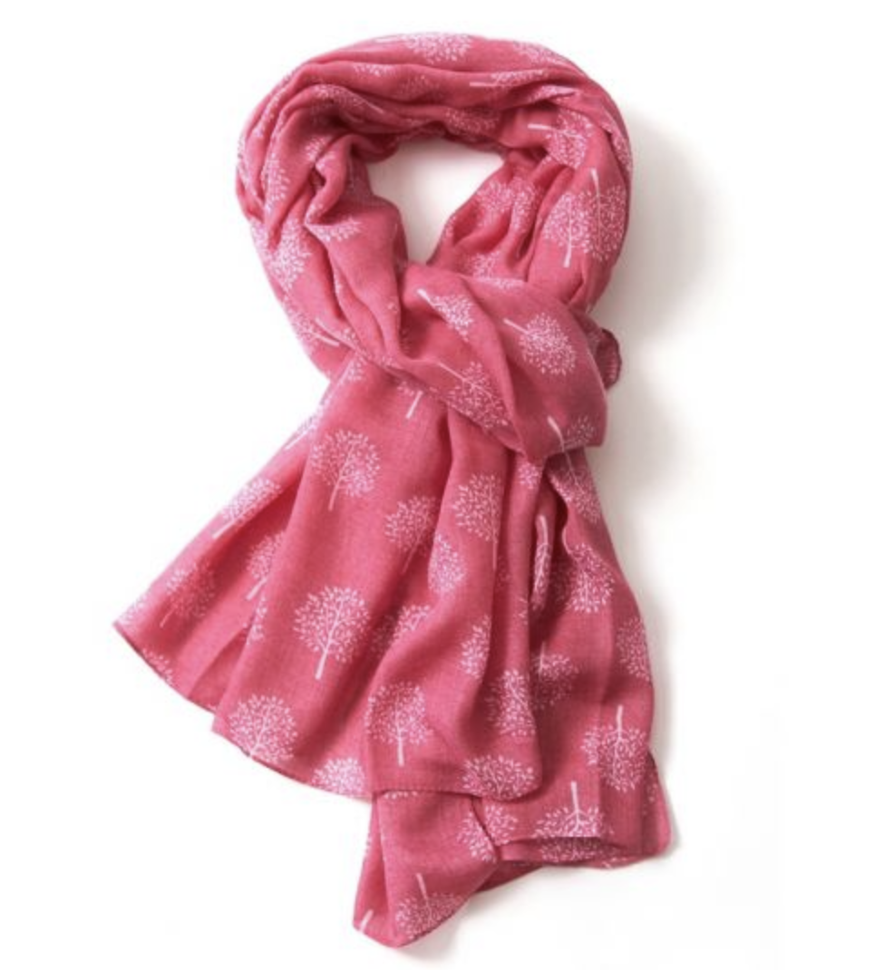 1127 Mulberry Tree Scarf