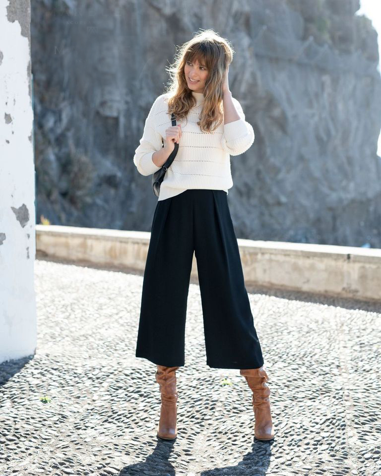 5950 MARBLE Culottes