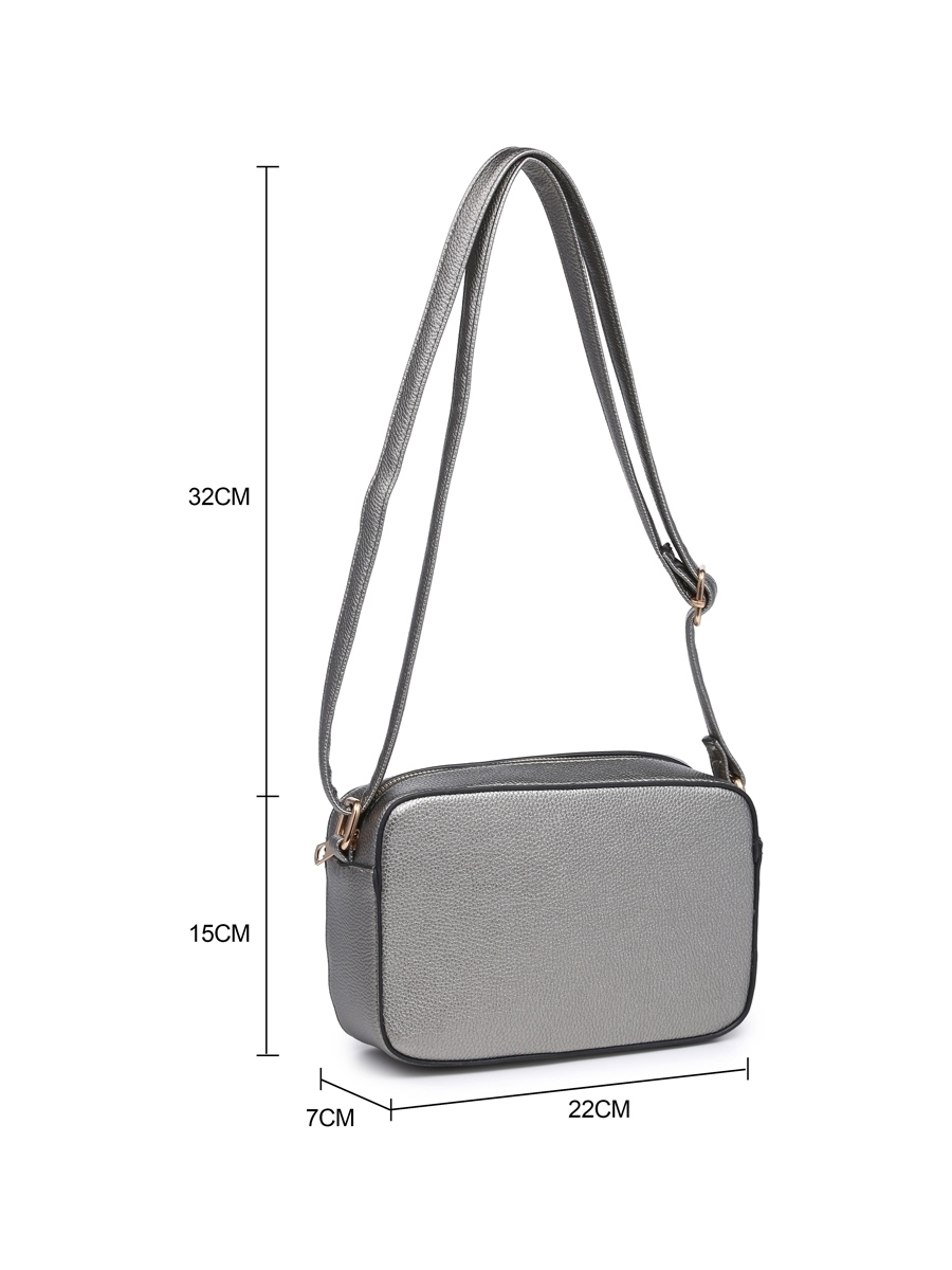 2267 Box Shoulder Bag