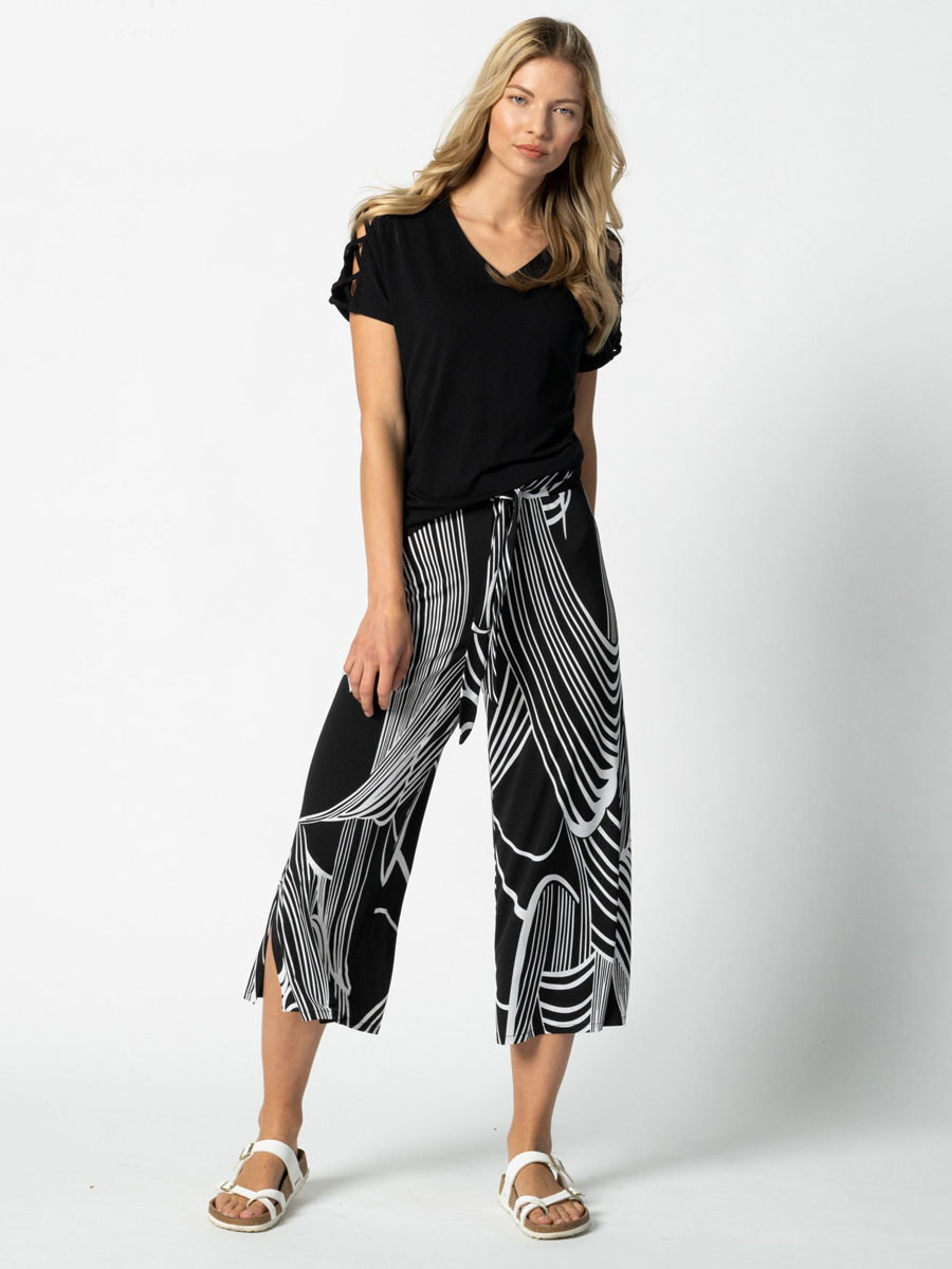 6179 MARBLE Culotte