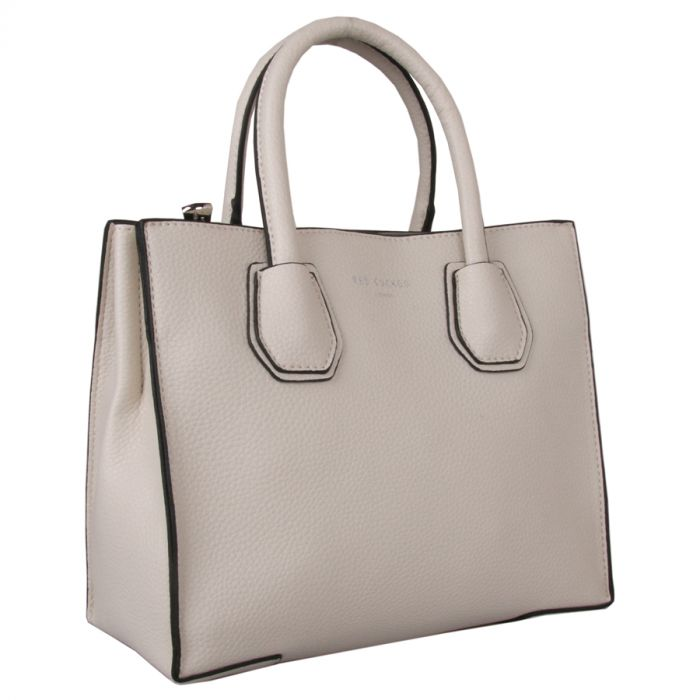384 Structured Tote Handbag