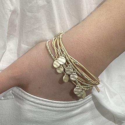 1312 ENVY Multistrand Bracelet