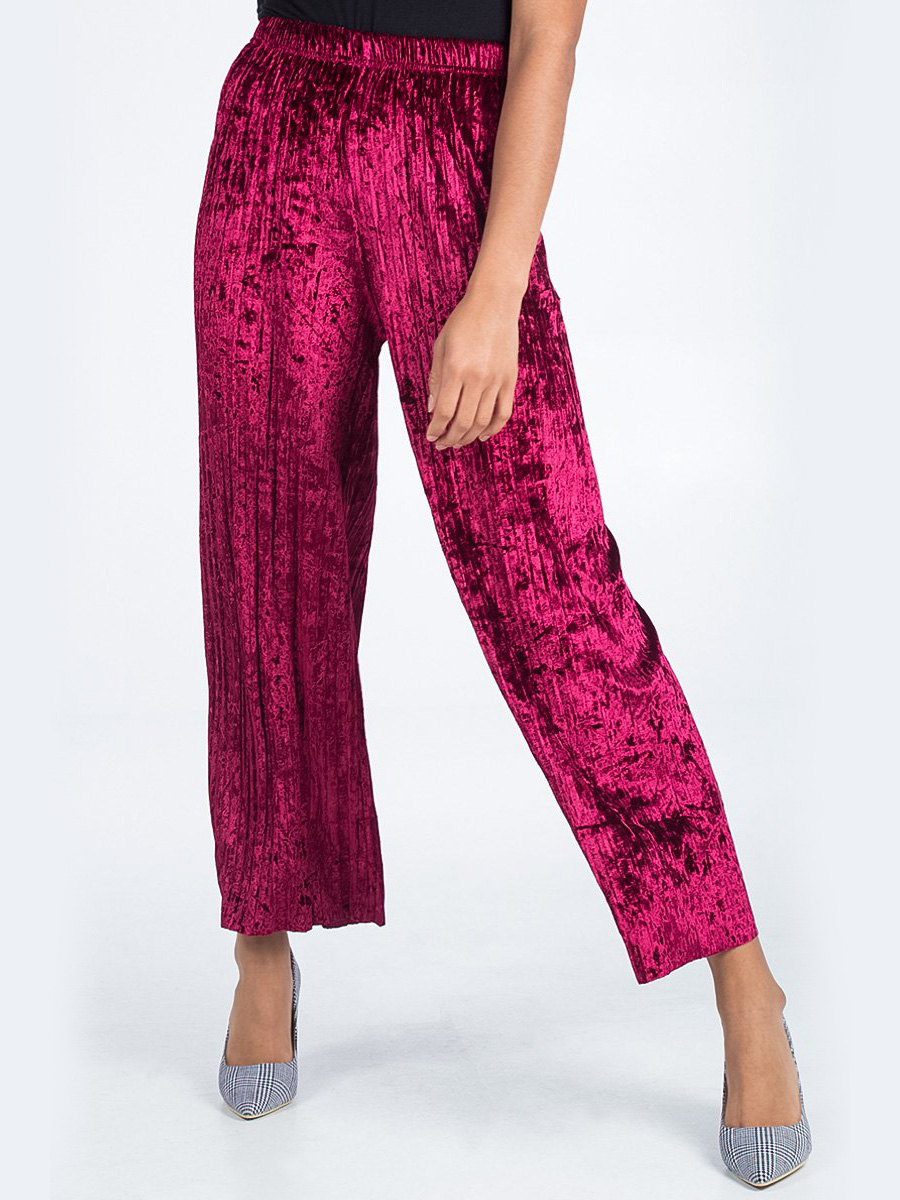 QED0544 Pleated Trousers