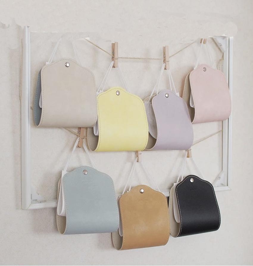 Masks - Leather wallet 2