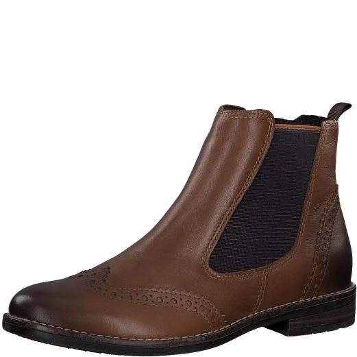 25365 MT Slip on Brogue Boots