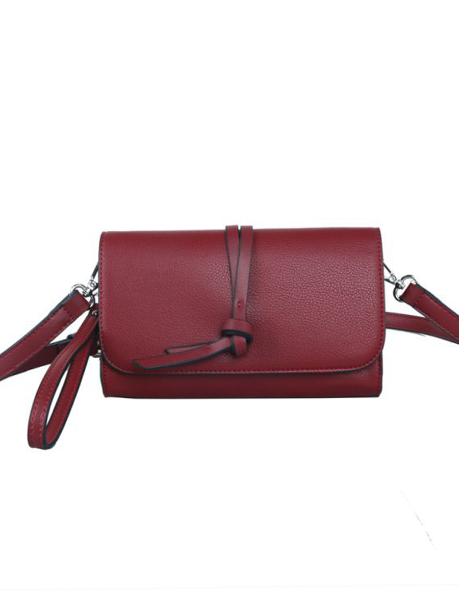 676 RC Knotted Tassel Cross Body