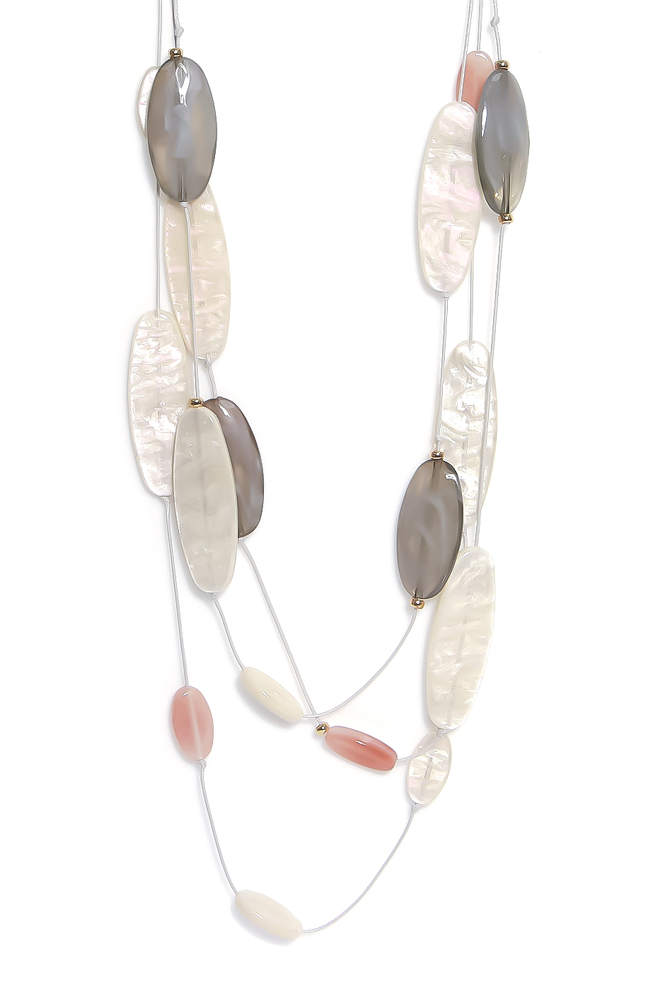 1334 ENVY Pearl Multi Necklace