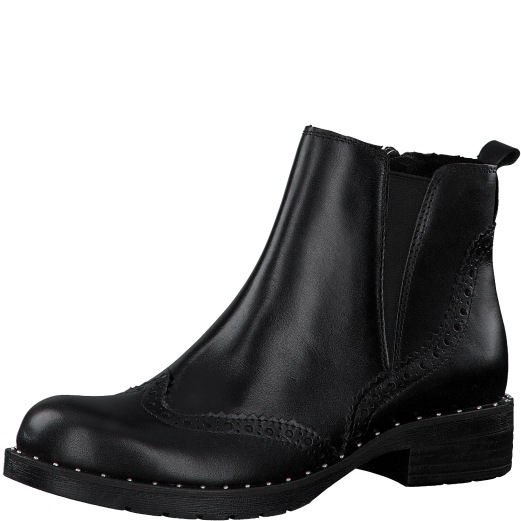 25438 MT Leather Boots