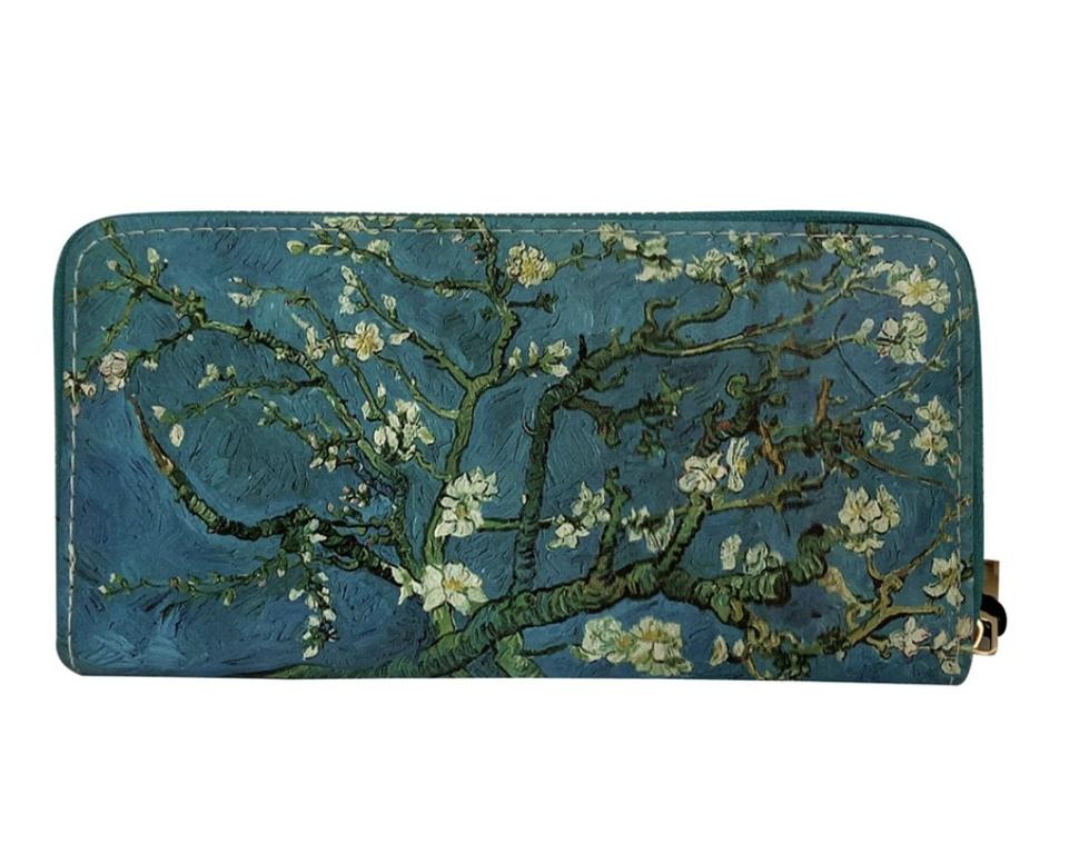3539 Van Gogh Blossom Purse