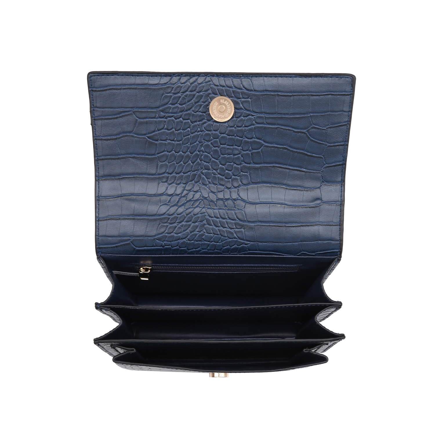 8160 Box Bag with Chain Strap