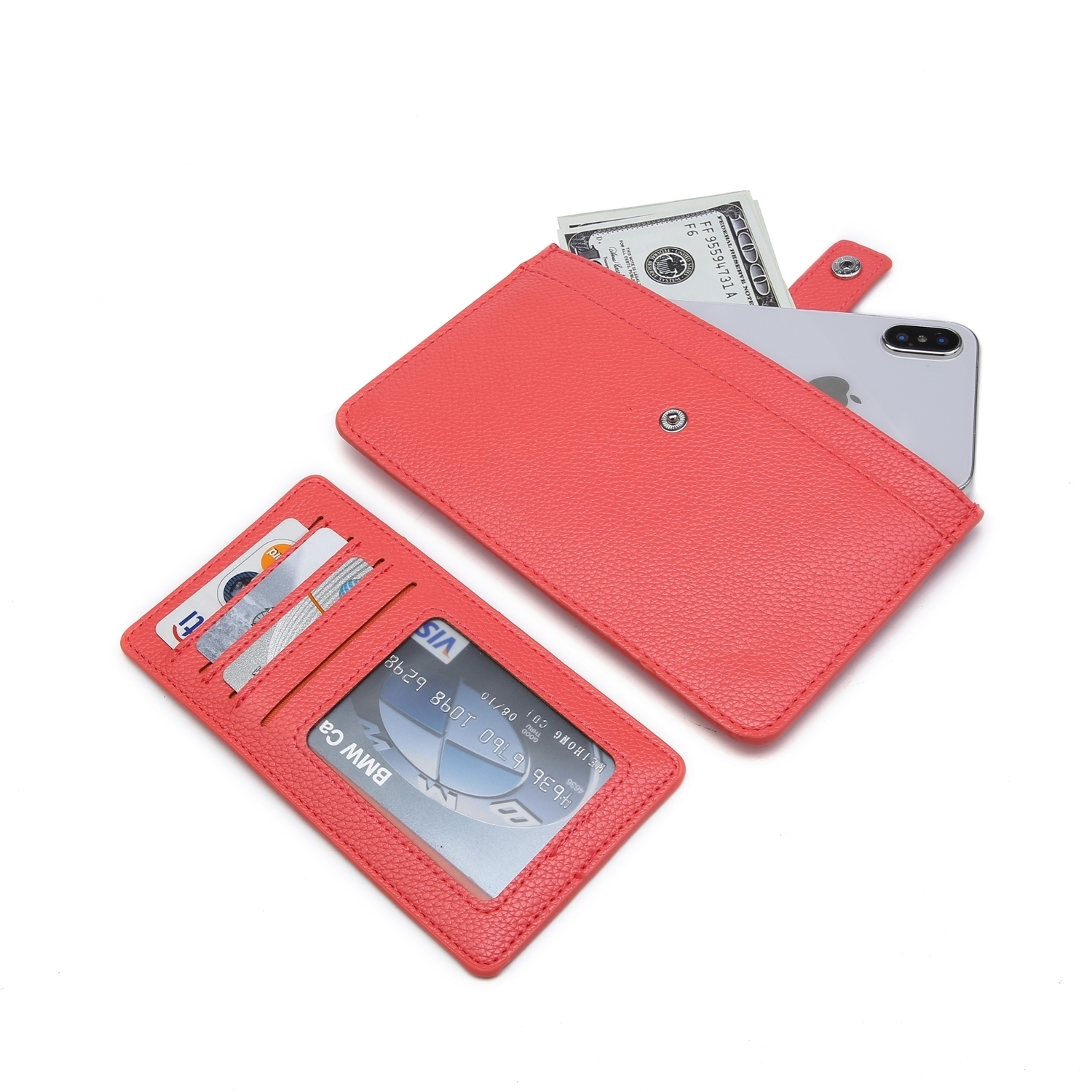 7168 HOM Phone & Card Wallet