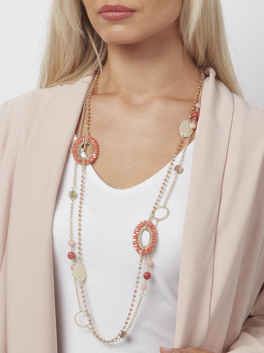 1441 ENVY Double Layer Necklace