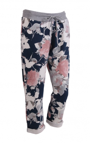 Blue & Rose Joggers