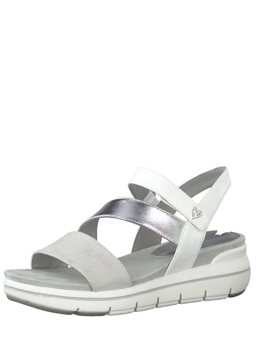 28555 MT Vegan Sandals_White