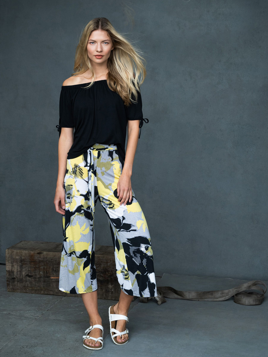 6180 MARBLE Culotte