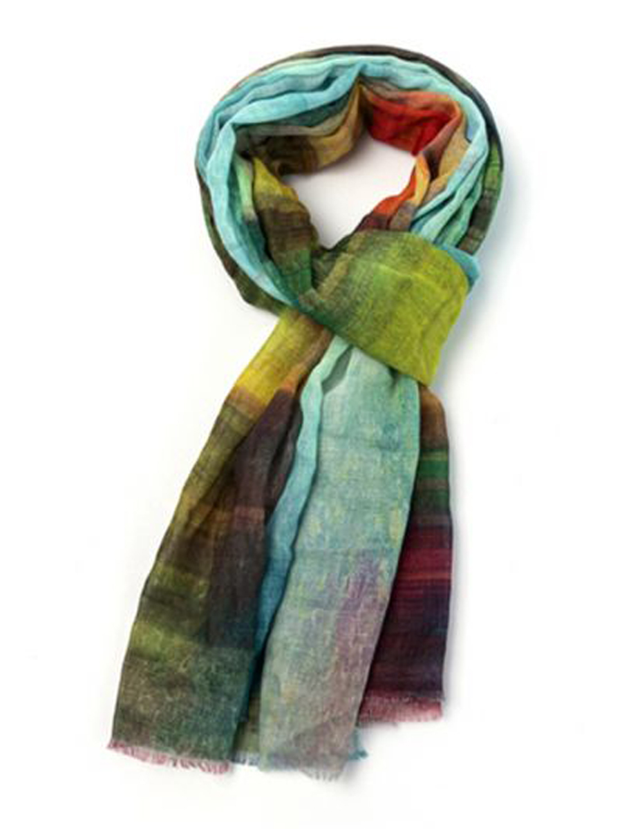 21003 ABSTRACT Scarf