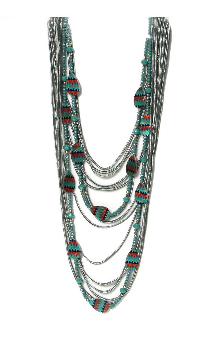 970 ENVY Aztec Necklace