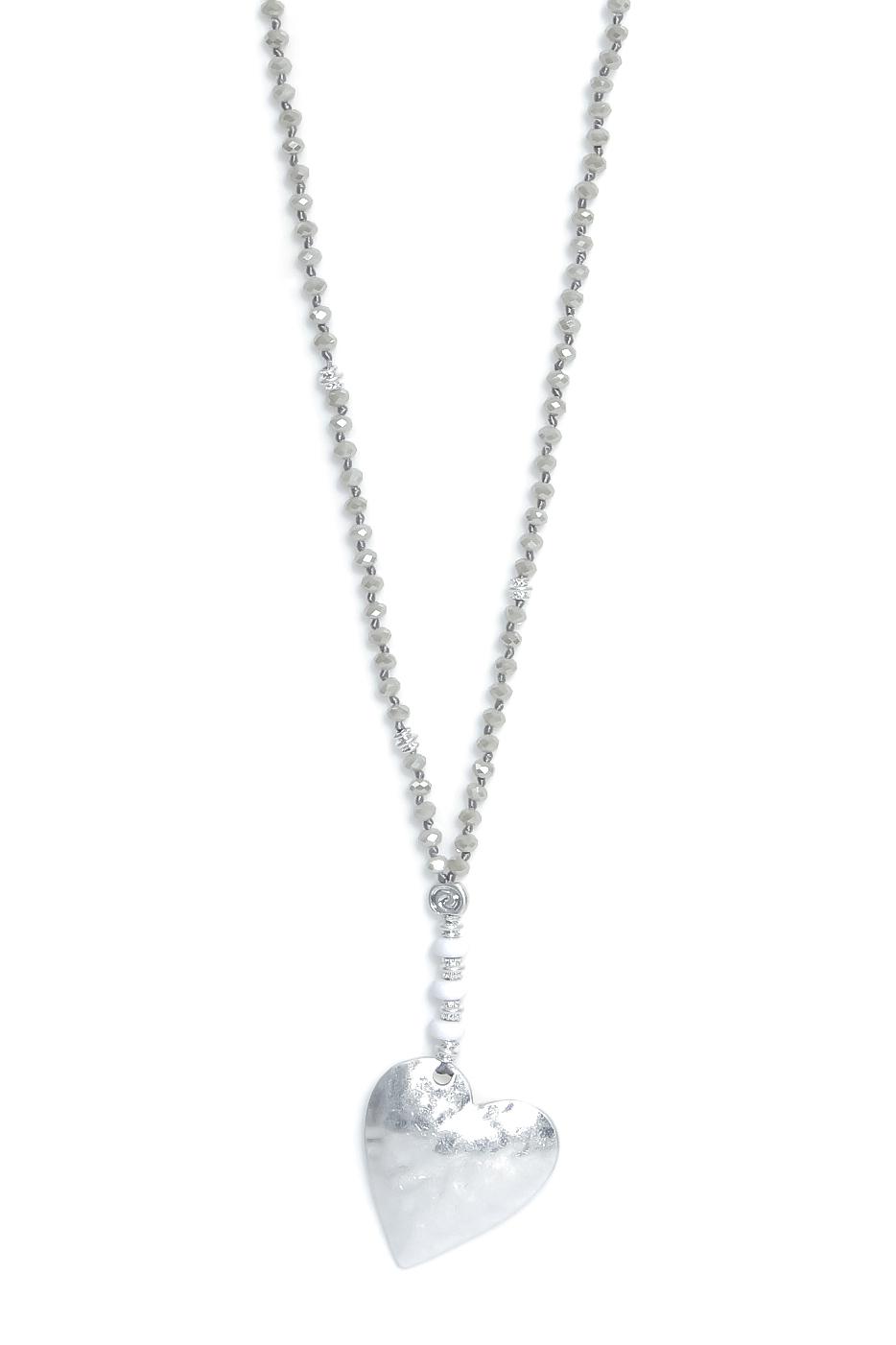 1444 ENVY Heart Necklace