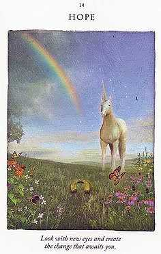Unicorn Oracle Cards - Diana Cooper