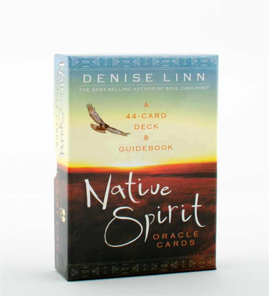 Native spirit oracle cards - Denise Linn