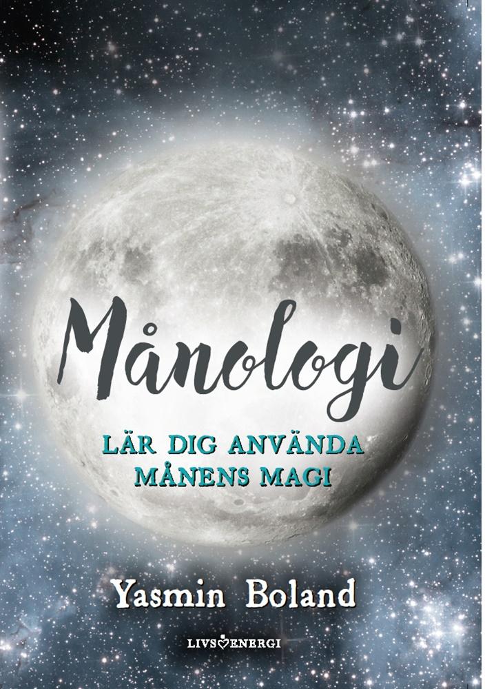 Månologi - bok om månens magi