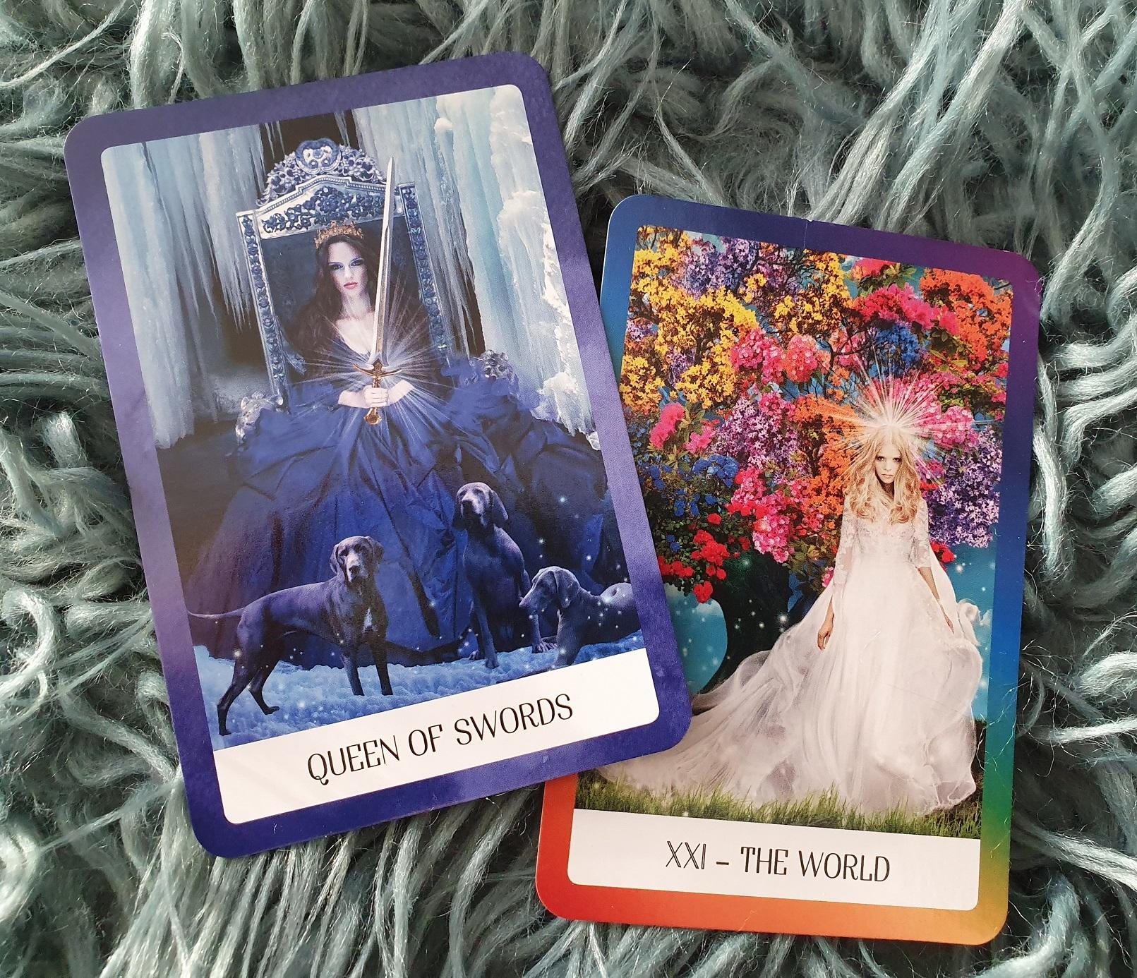 Chakra Wisdom Tarot Cards - Tori Hartman