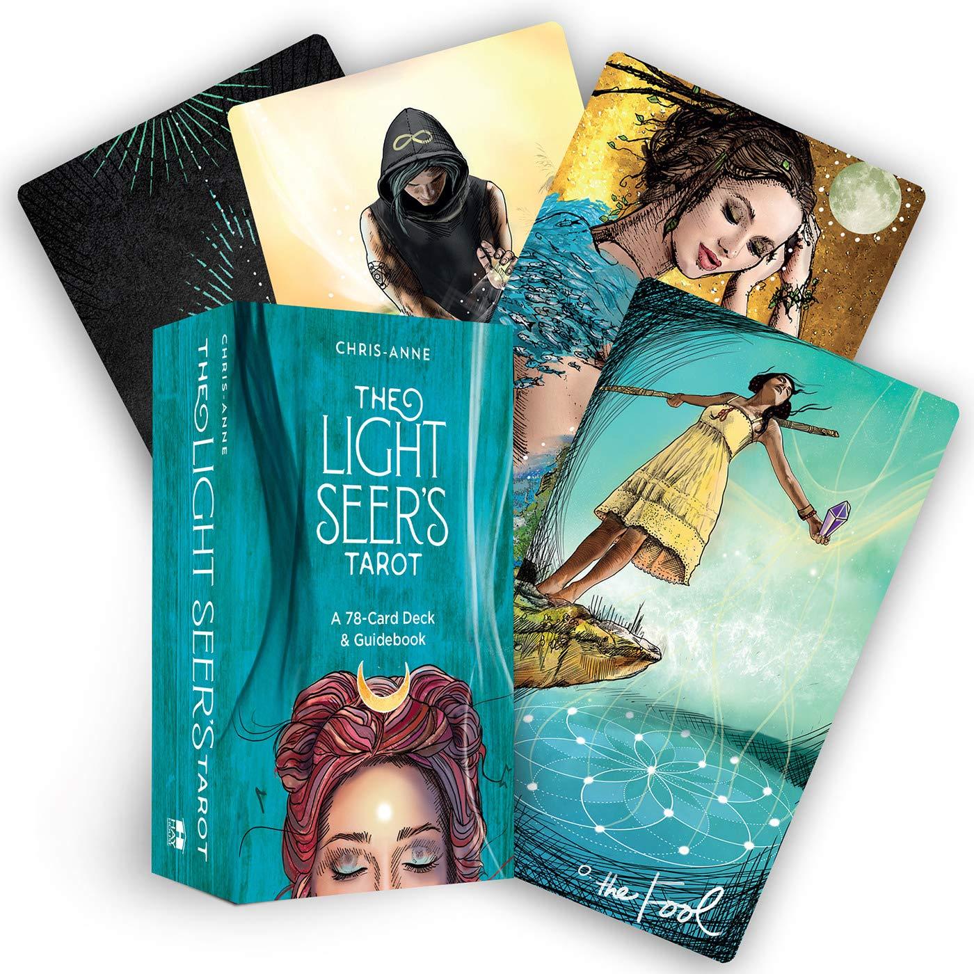 Light Seers tarot + booklet