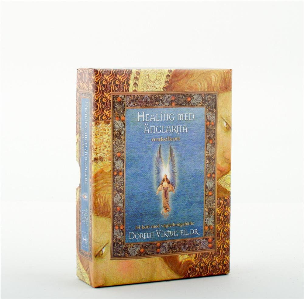 Healing med änglarna - orakelkort