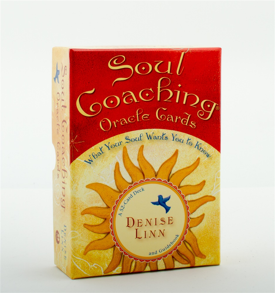 Soul coaching oracle cards - Denise Linn