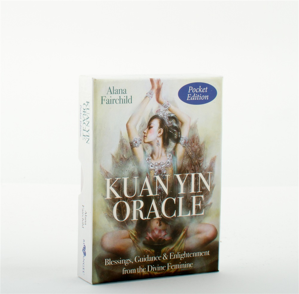Kuan Yin Oracle Cards - pocket