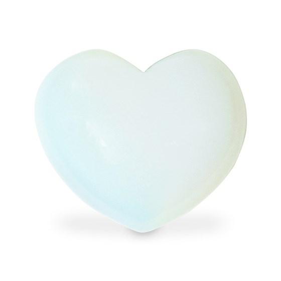 Hjärta av opalit 2.5x2.5